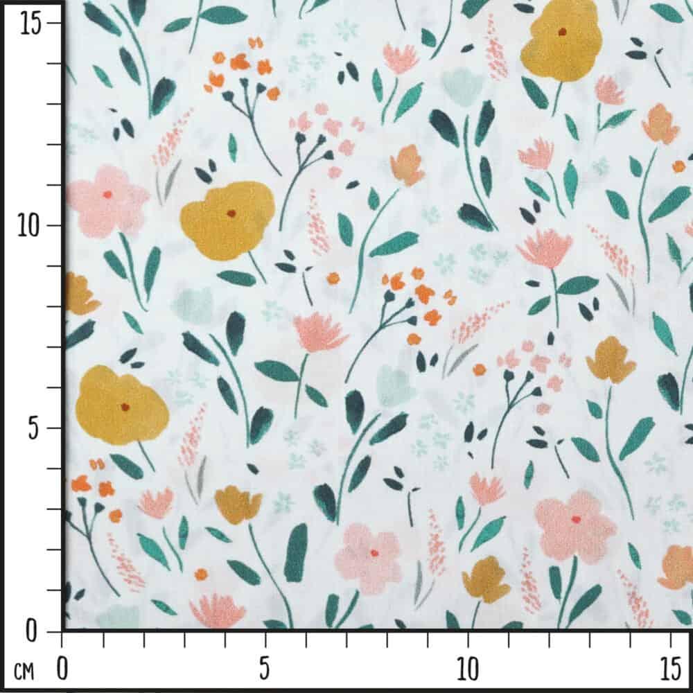 Baumwolle_BlumenEcru_Scale