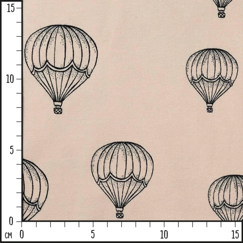 Bio-Jersey - Heißluftballons - Bloome Copenhagen