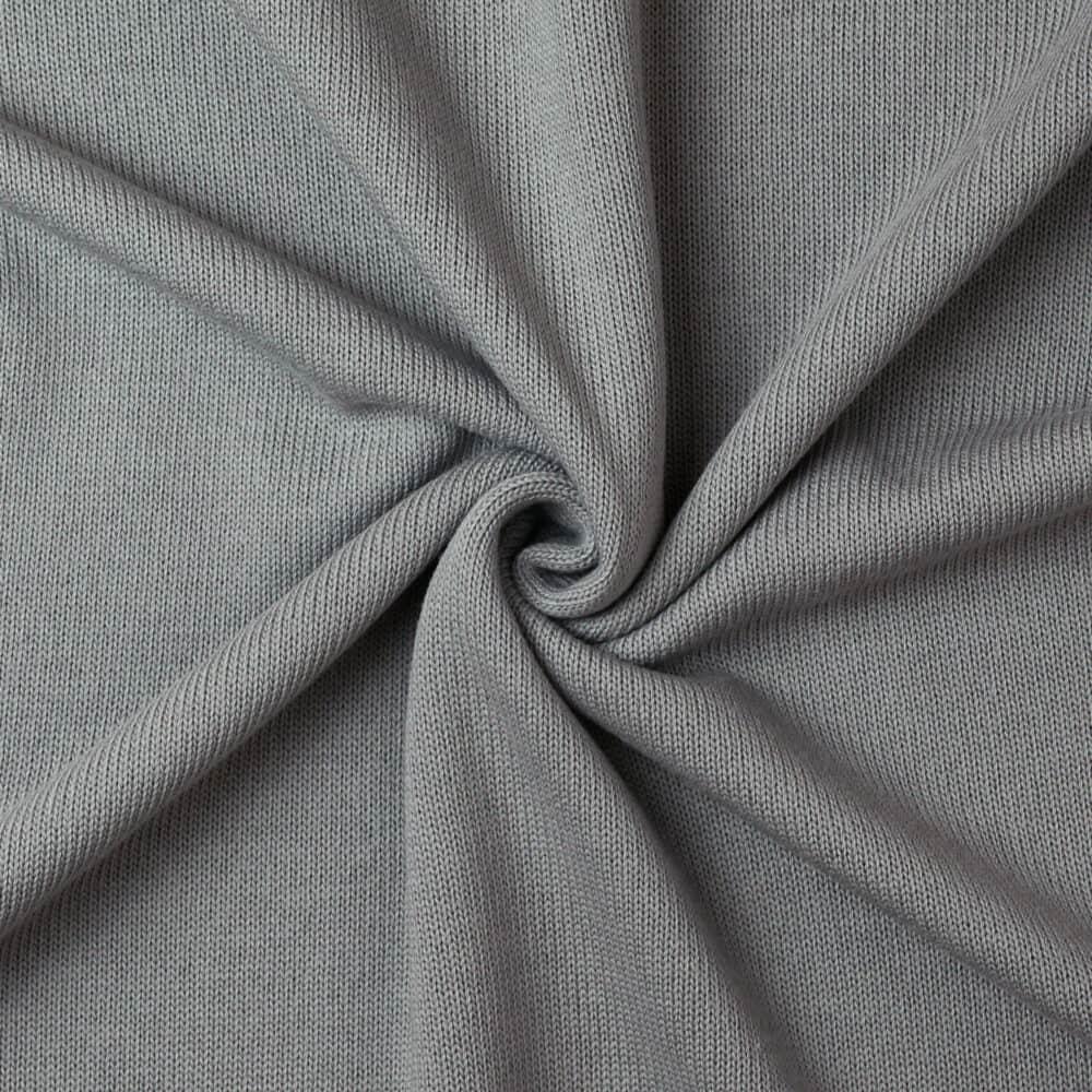 Feinstrick - Grau