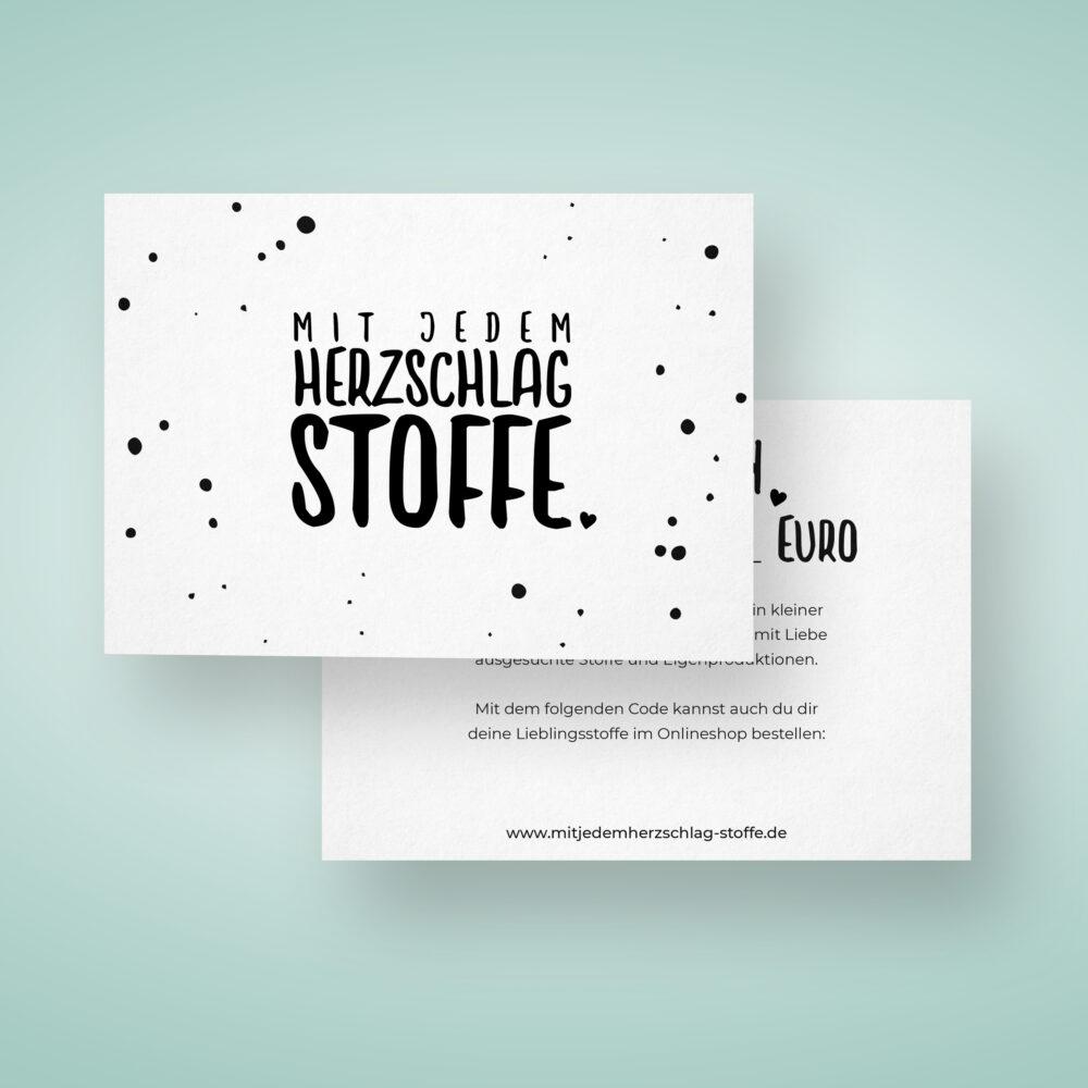 Digitaler Gutschein (PDF-Download)