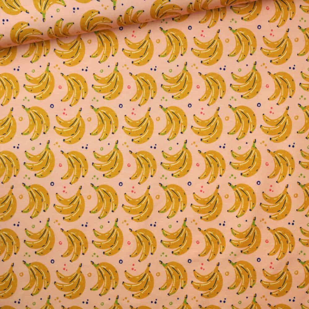 Jersey - Bananen rosa