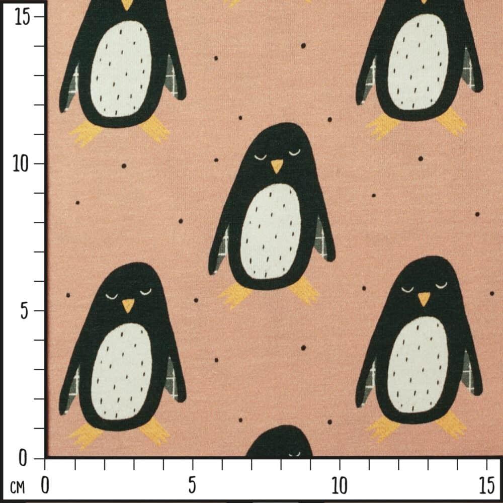 Jersey - Pinguine altrosa