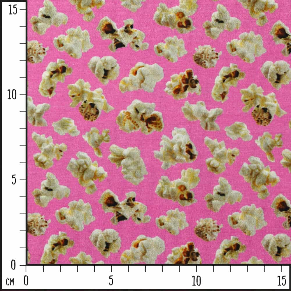 Jersey - Popcorn pink