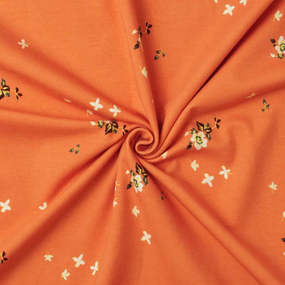 Jersey - Delicate Balance Sienna - Art Gallery Fabrics