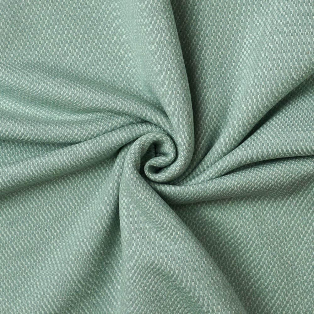 Jacquard-Sweat - mint