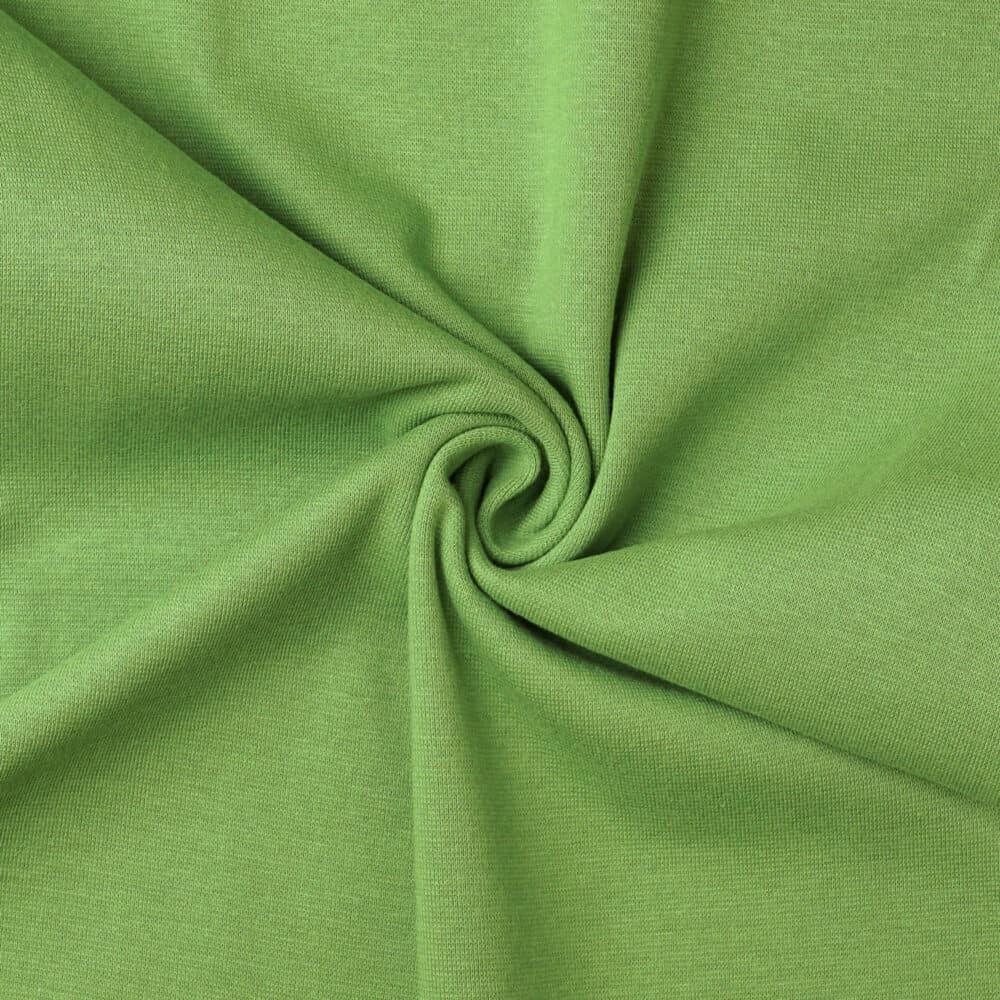 Bündchen - Apfelgrün