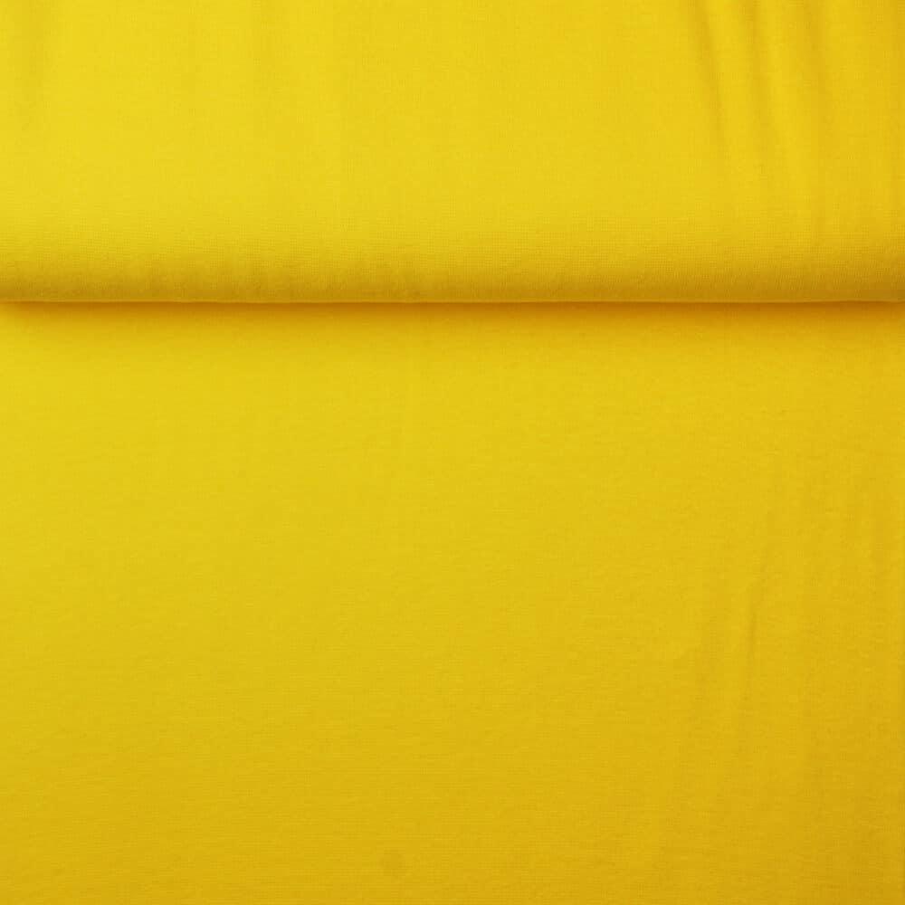 Bündchen - Zitronengelb