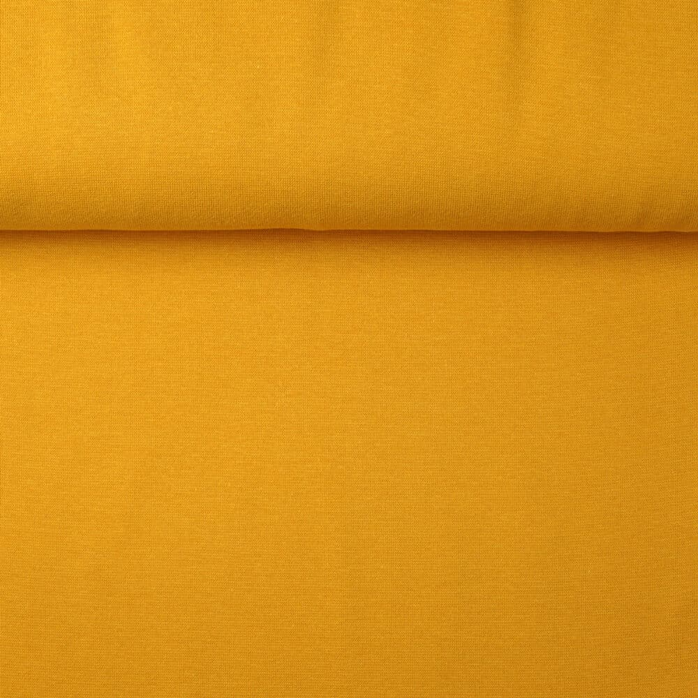 Bündchen - Sonnengelb