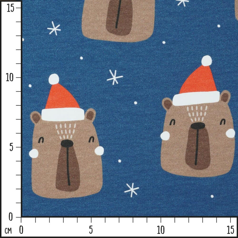 FrenchTerry_ChristmasBearBlau_Scale