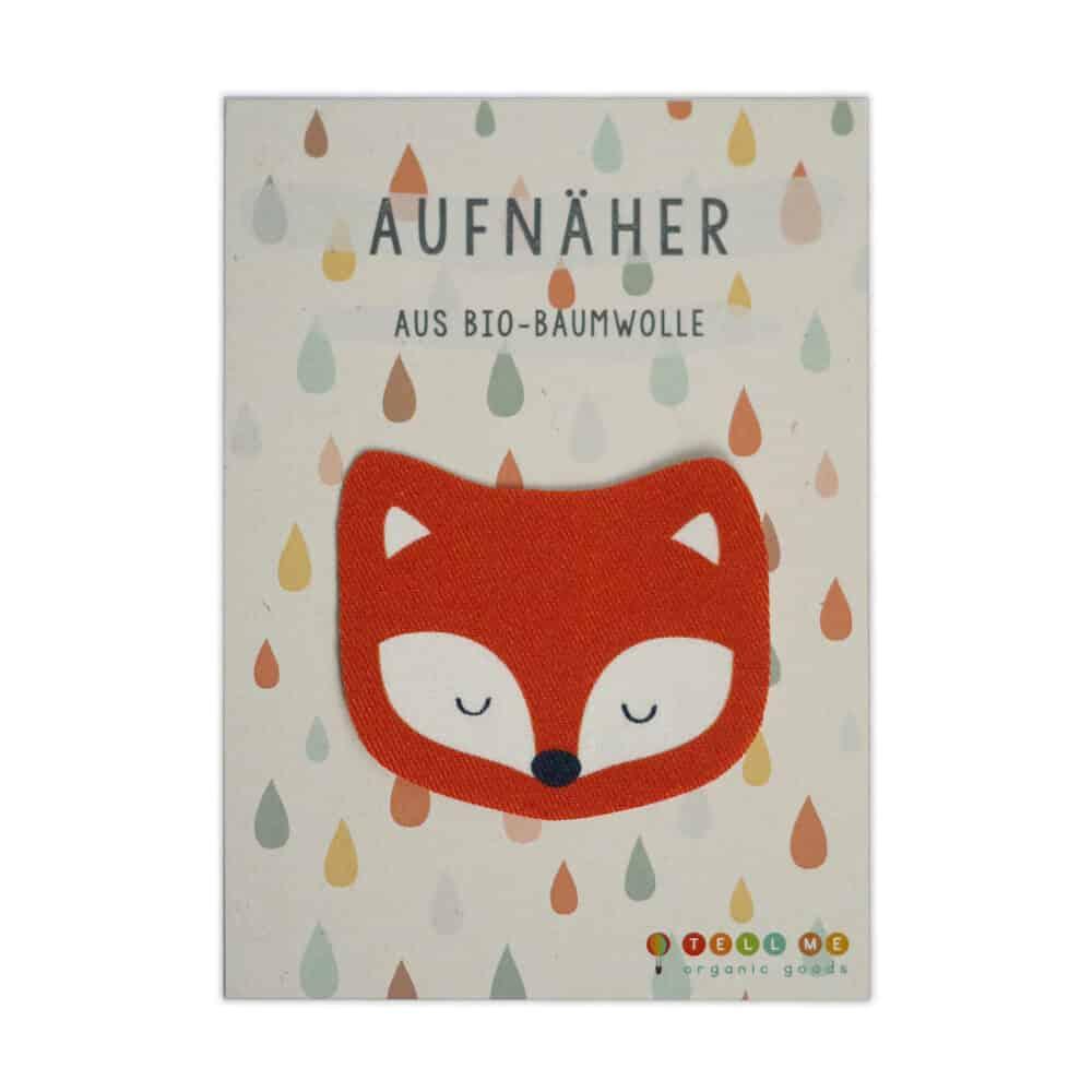Aufnäher - Fuchs