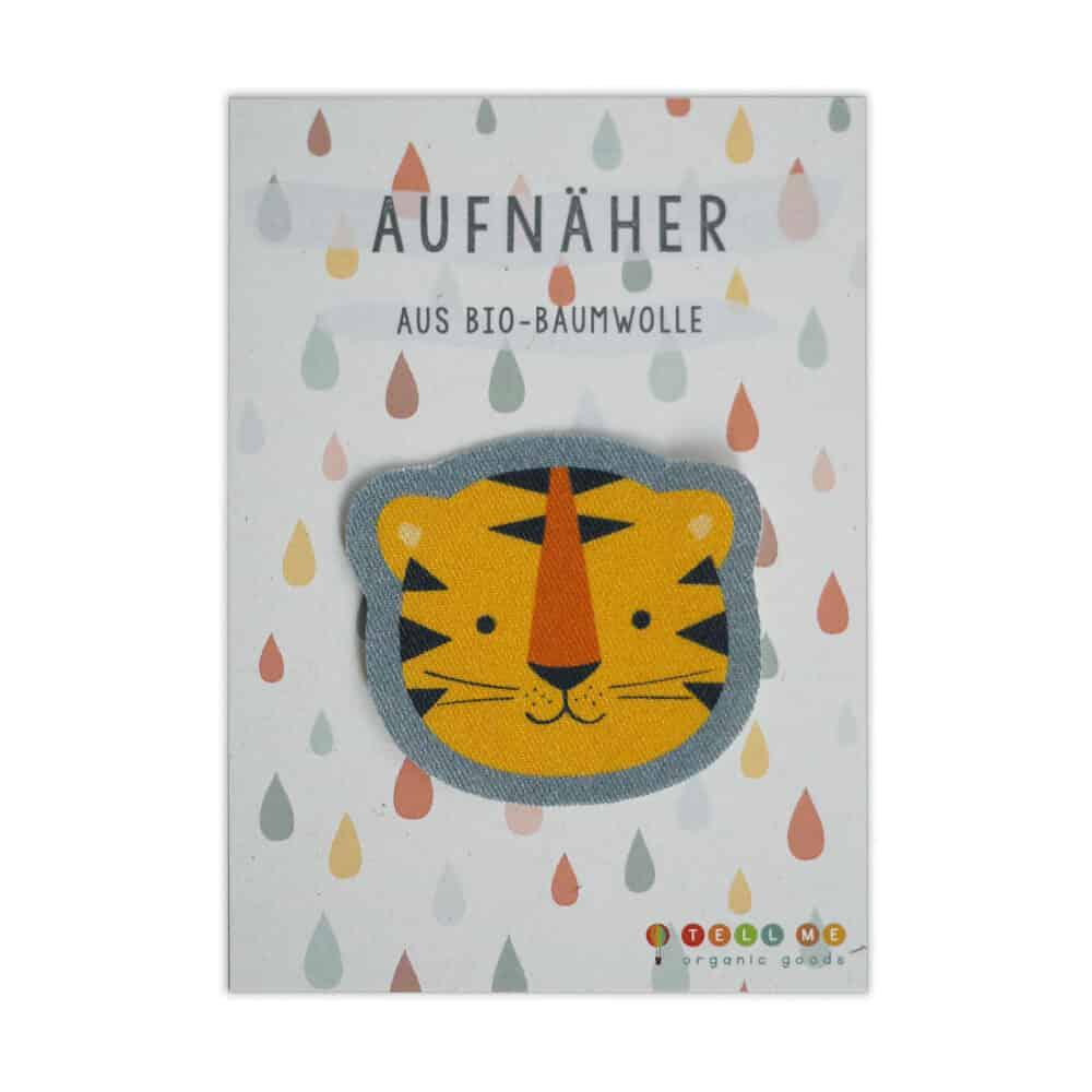 Aufnäher - Tiger