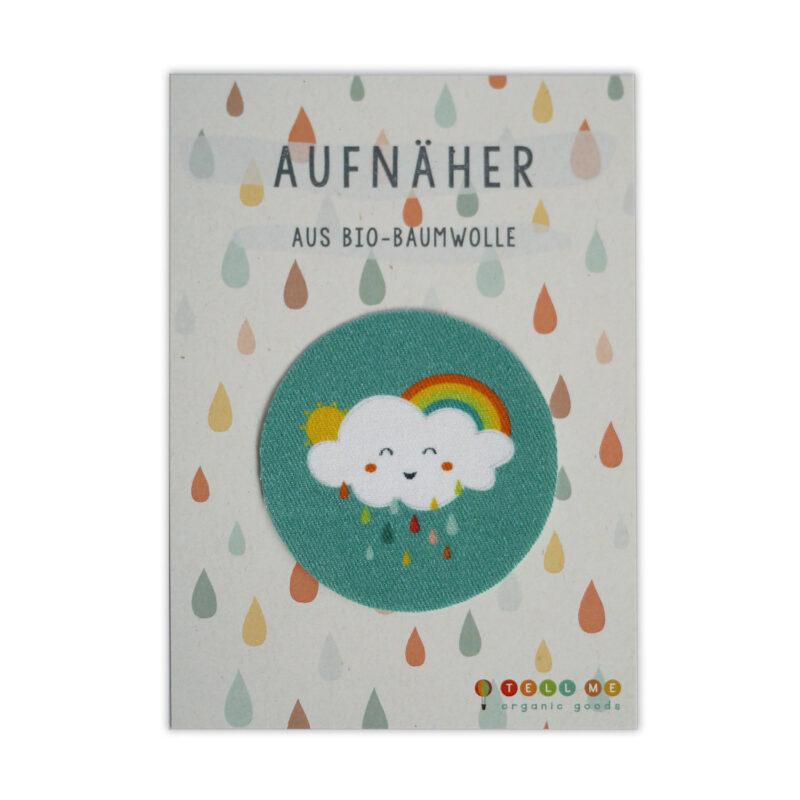 Aufnäher - Wolke (Bio)