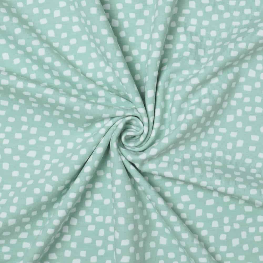 Bio-Jersey - Shapes Mint