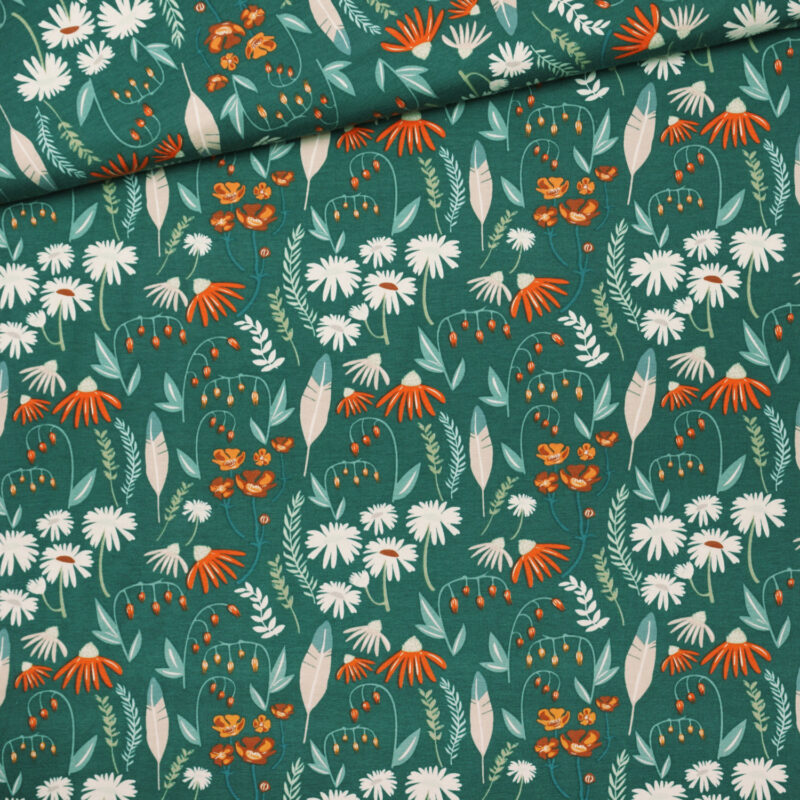 Jersey - Wild Gatherings - Art Gallery Fabrics
