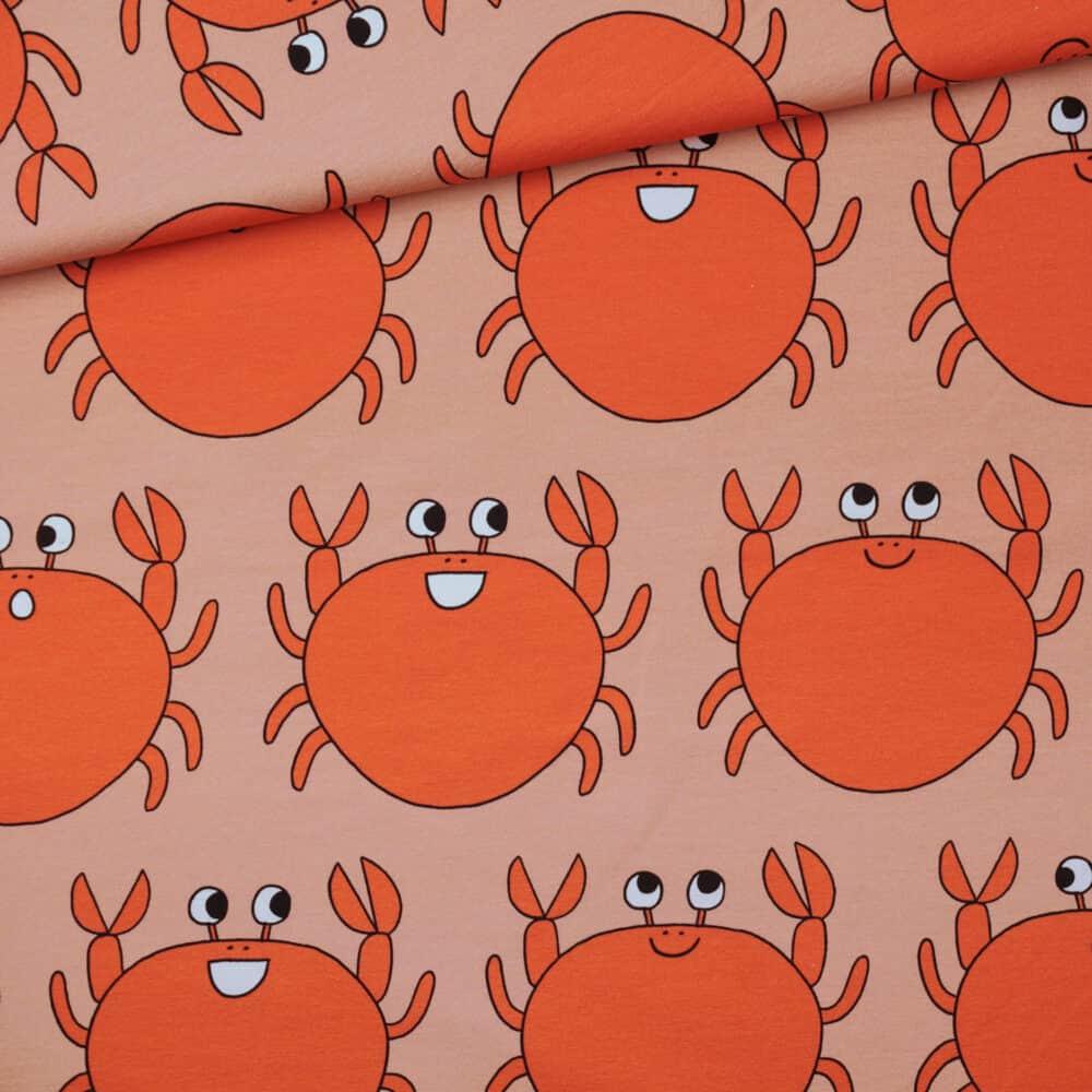 Bio-French Terry - Crab - Eva Mouton