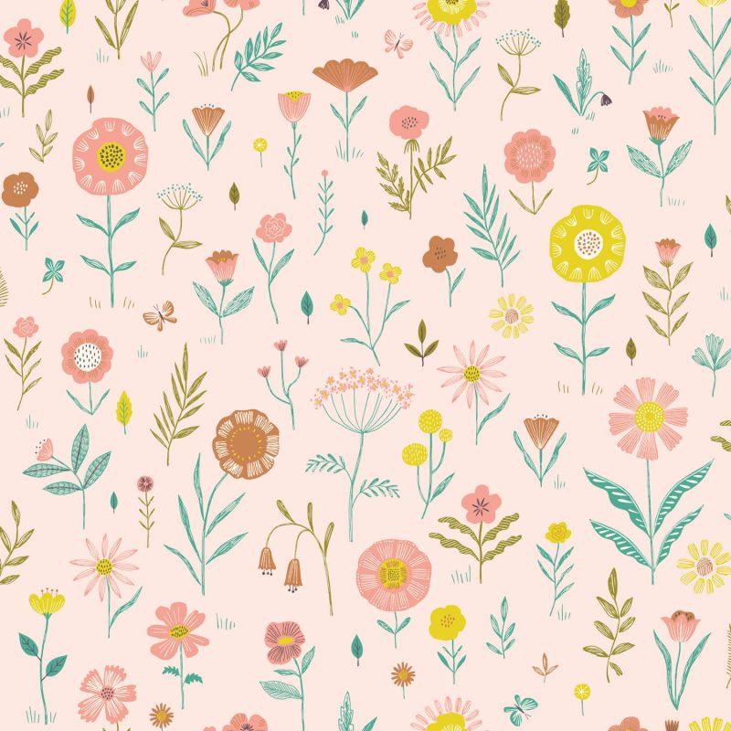 Popeline - Botanist Flowers
