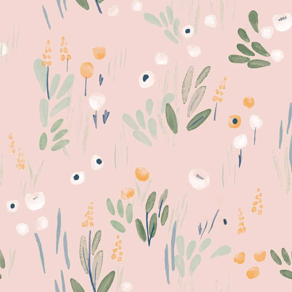 Softshell - Detective Flowers