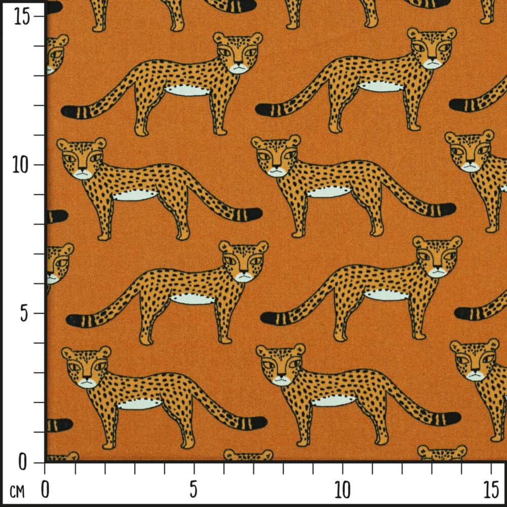 Baumwolle_GepardenKaramell_Scale