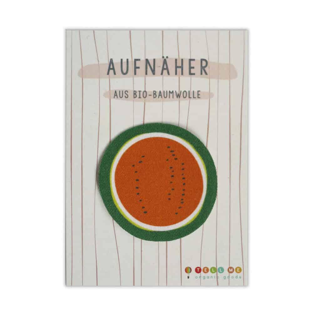 Aufnäher - Wassermelone