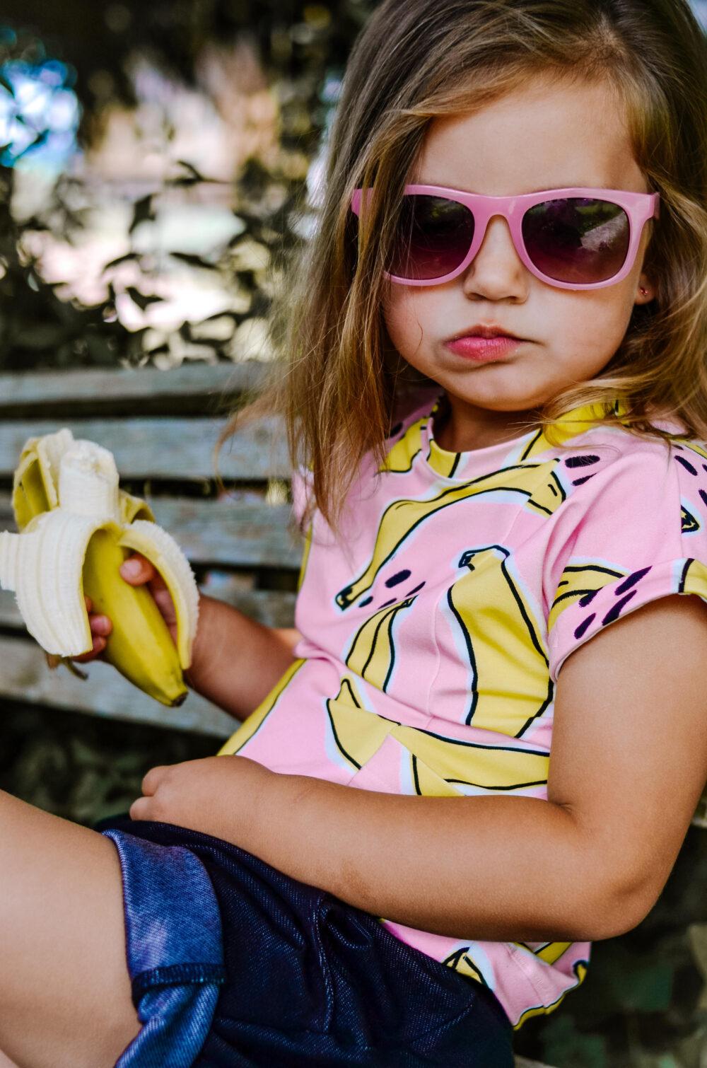 Designbeispiel - Bananas rose