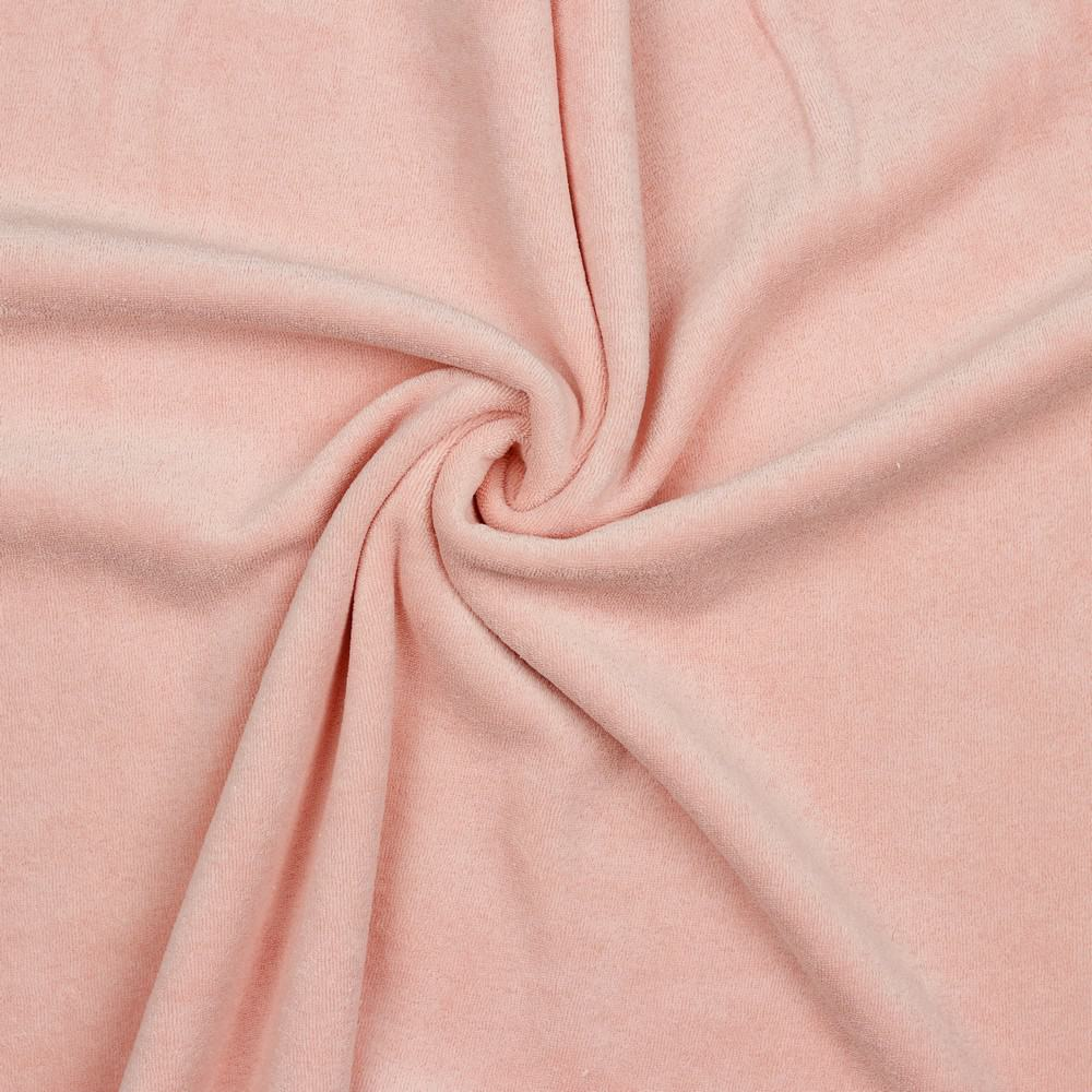 Frottee Jersey - Rosa