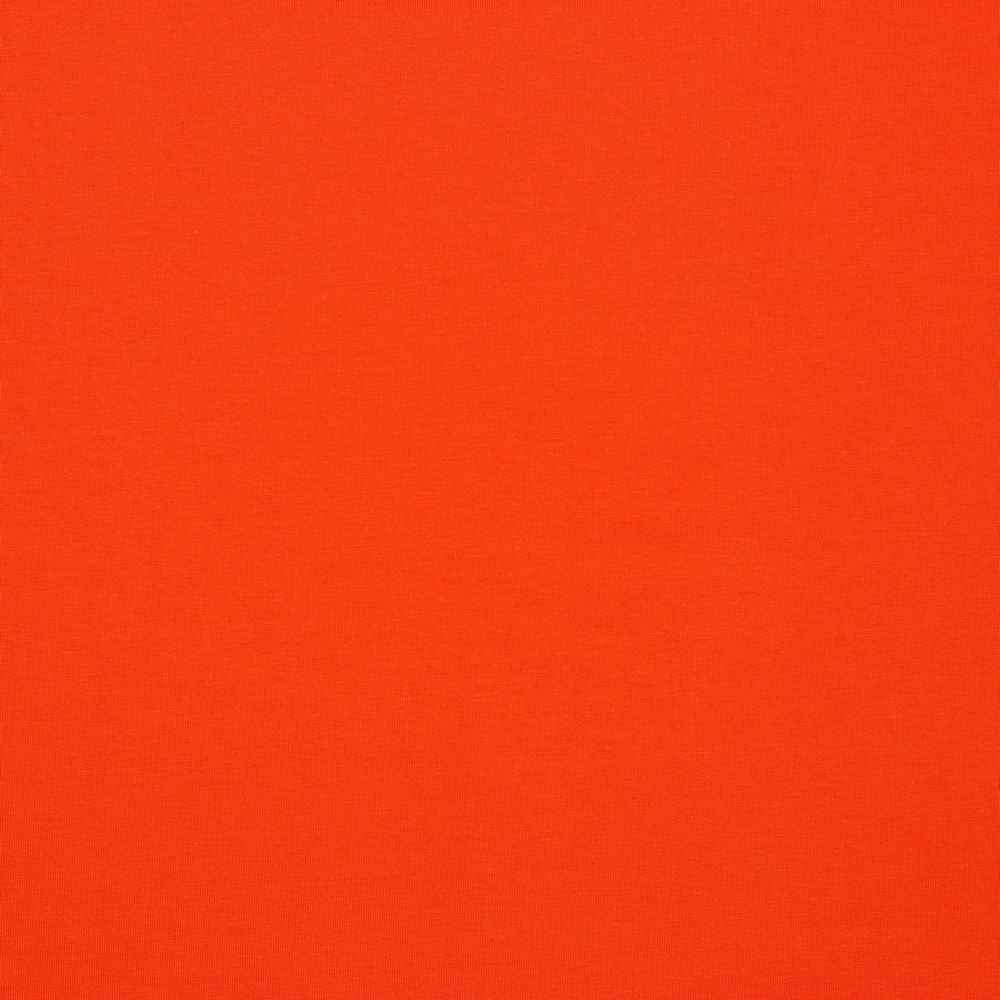 Bio-French Terry - Warmes Orange
