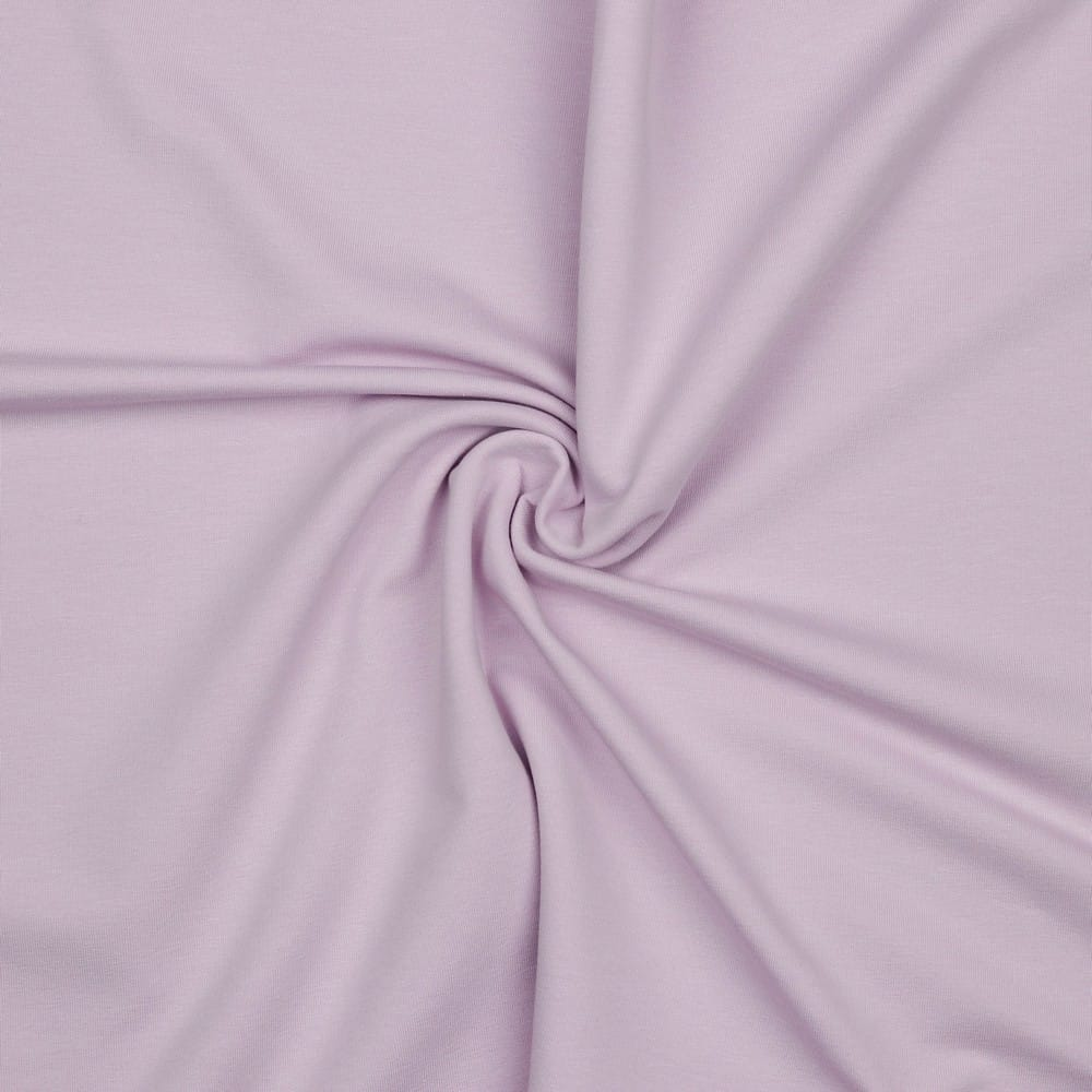 Bio-French Terry - Lavendel