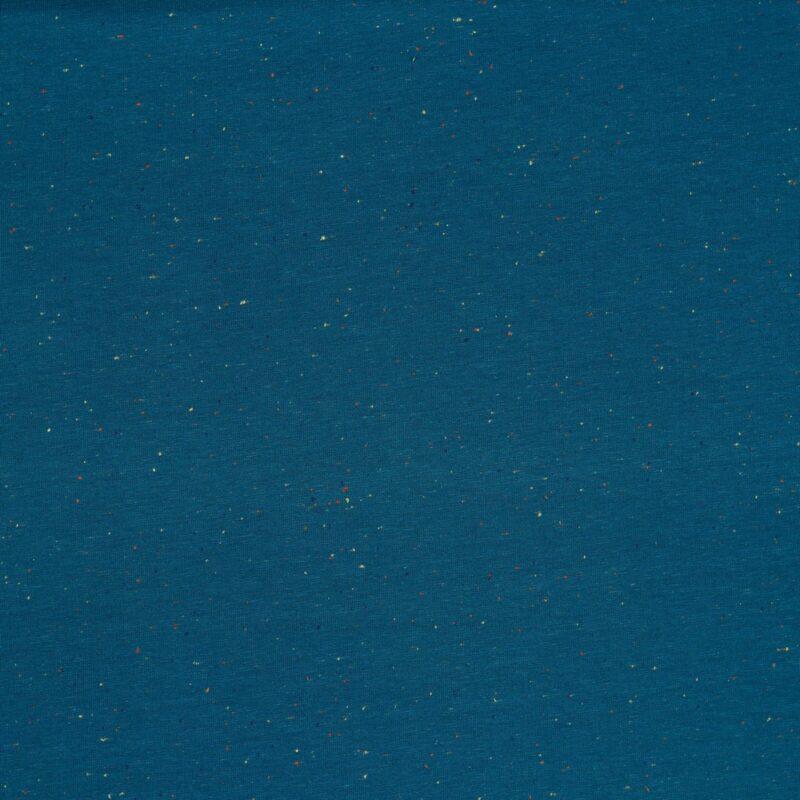 Sweat - Jeansblau Sprenkel